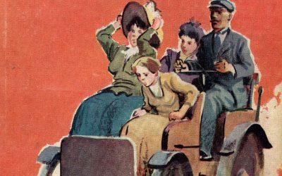 Die Kutsche ohne Pferde