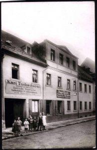 Hauboldstrasse 21, Aufnahmedatum um 1930, Quelle: S. Pflugbeil